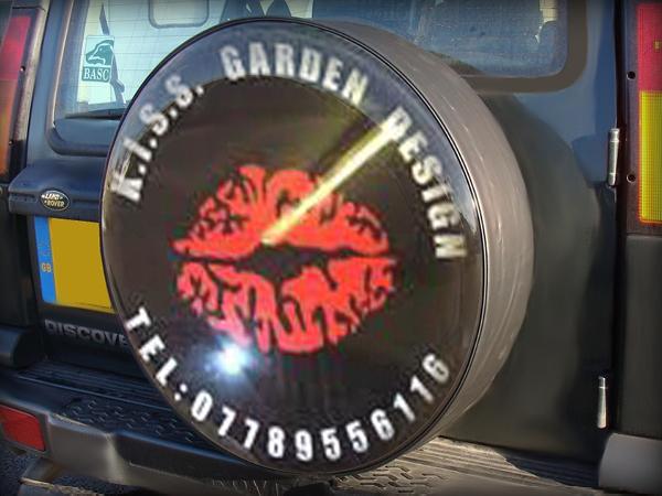 Kiss Garden