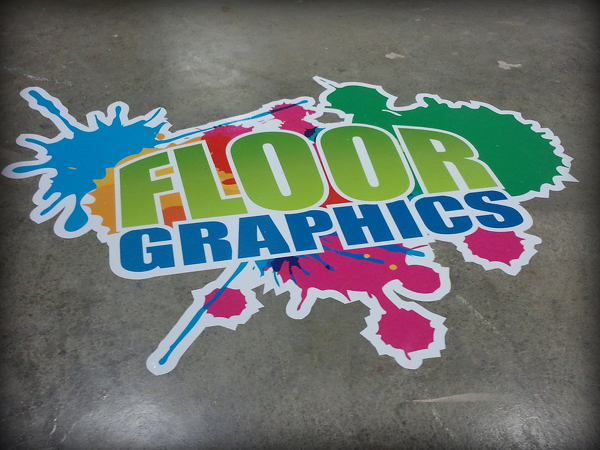 Vinyl & Floor Graphics