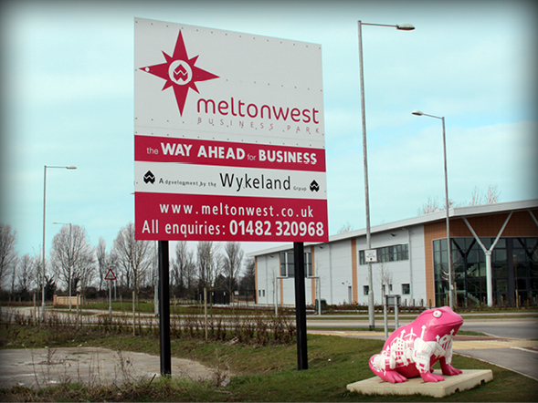Construction Signs & Hoardings Wykeland