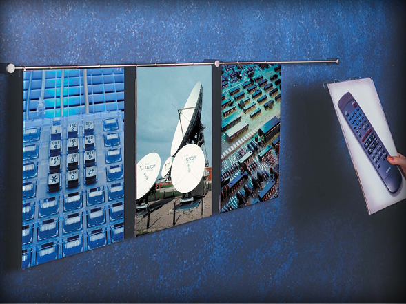 Display Product Range Rod Display Systems