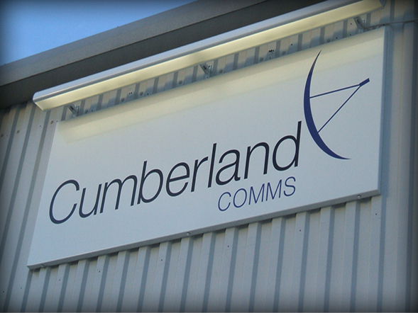 Industrial & Factory Signs Cumberland Comms