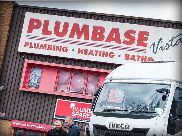 Industrial & Factory Signs Plumbase