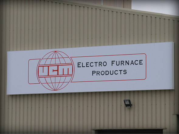 Industrial & Factory Signs UCM Products