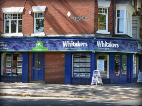 Whitakers hull