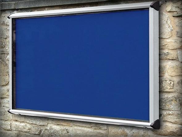 External Notice Boards
