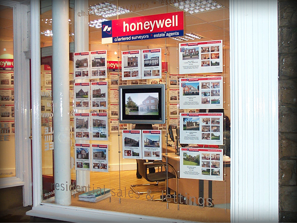 Cable Display System Start Sub Sections Honeywells