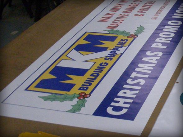 PVC & Mesh Banners MKM