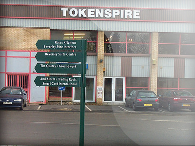 Tokenspire Business Park