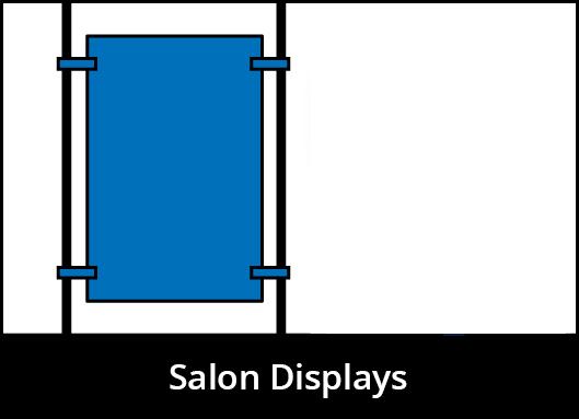 Salon Displays