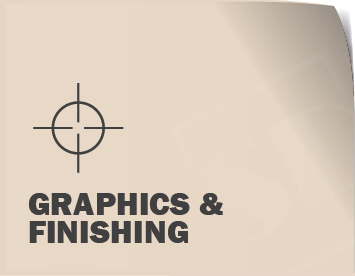 Graphics & Finishing