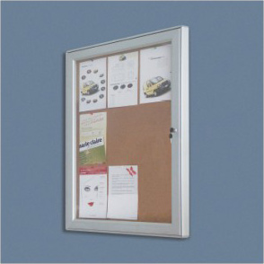 Felt & Cork Backed Notice Boards
